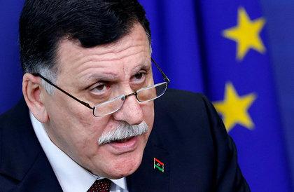 """السراج يعلق على تصريحات الجيش الليبي حول قصف """"طائرات صديقة"""" على طرابلس"""