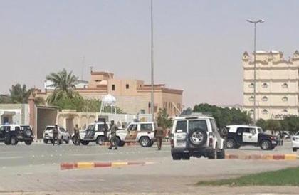 أمن الدولة يعلن : محاولة لأربعة إرهابيين اقتحام مباحث الزلفي تنتهي بمقتلهم