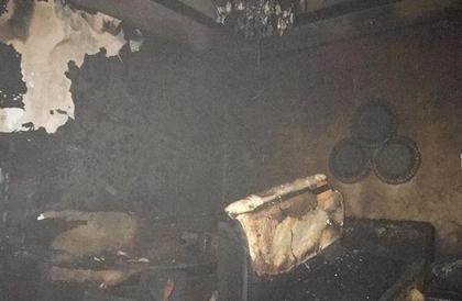 إصابة شخصين إثر اندلاع حريق في منزل بمحافظة الطائف