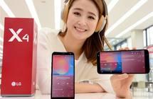 إل جى تعلن رسميا عن الهاتف LG X4 2019 في كوريا الجنوبية