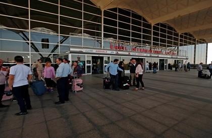 شركة طيران عراقية تسير رحلات جوية من أربيل إلى أنقرة