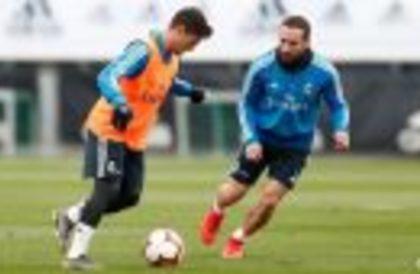 ريال مدريد يستعد لمواجهة خيتافي