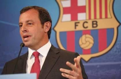 تبرئة رئيس برشلونة السابق في قضية فساد