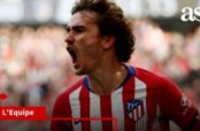 تفاصيل عقد غريزمان مع برشلونة