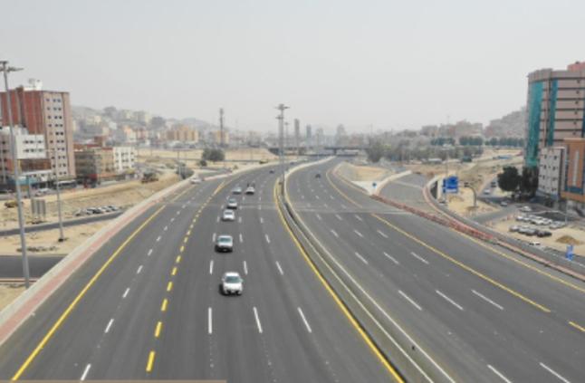 هيئة تطوير مكة تفتتح الطريق الرئيسي لتقاطع الكعكية حتى الطندباوي - صحيفة صراحة الالكترونية