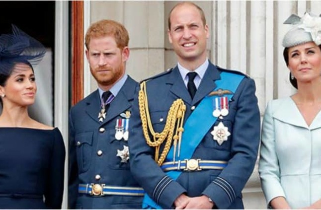 الأمير هاري وميغان ماركل لا يسمحان للأمير وليام وكيت ميدلتون بلقاء طفلهما لهذا السبب!