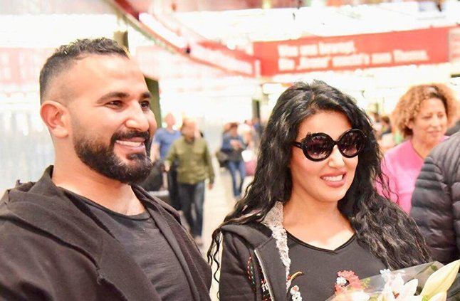 سمية الخشاب: رفضت حبس أحمد سعد رغم شروعه في قتلي