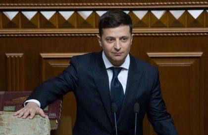 الرئيس الأوكراني الجديد يعلن حلّ البرلمان - صحيفة صراحة الالكترونية