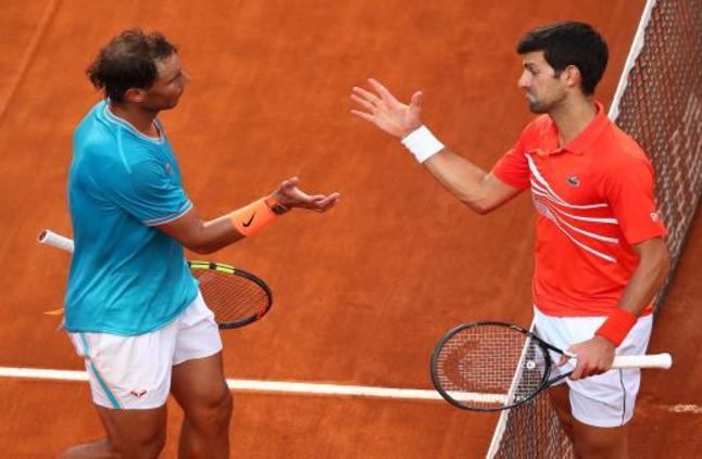 تصنيف التنس: ديوكوفيتش متصدراً رغم السقوط أمام نادال