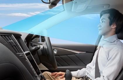 """""""نيسان"""" تكشف عن نظام قيادة سيارة بمعزل عن السائق"""