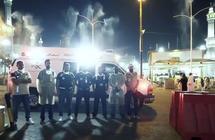 فيديو.. هكذا تقدم الخدمات الصحية لزوار الحرم المكي على مدار الساعة