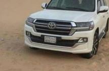 العثور على سيارة مفقود اختفى منذ أسبوعين بصحراء الربع الخالي