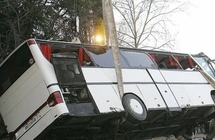 تركيا.. مصرع 10 وإصابة العشرات في حادث