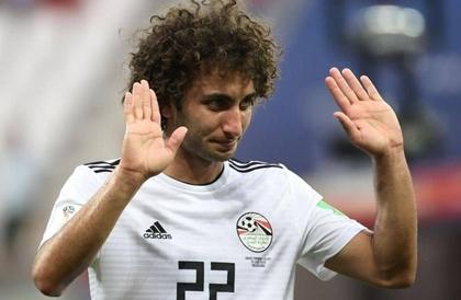 """استبعاد عمرو وردة من منتخب مصر بعد """"أزمة إنستغرام"""""""