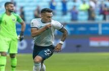 كوبا أمريكا.. الأرجنتين تعبر إلى ربع النهائي بثنائية في شباك قطر
