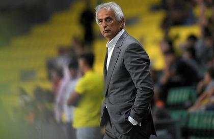 تعيين الفرنسي البوسني وحيد خليلوزيتش مدربا لمنتخب المغرب لكرة القدم