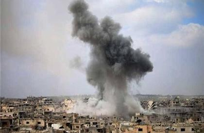 مَقتل أم وستة من أبنائها في قصف لقوات النظام السوري على محافظة إدلب