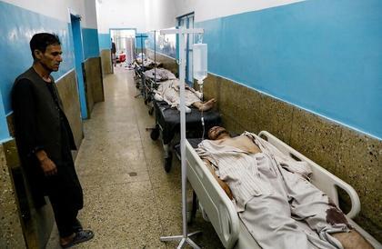 63 قتيلا وأكثر كم 182 جريحا بتفجير حفل زفاف في كابول (فيديو) | البوابة
