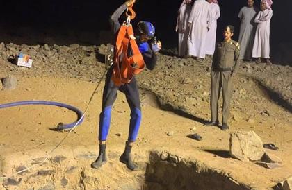 انتشال جثة عشريني سقط في بئر بقرية في محافظة مهد الذهب