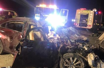 """وفاة و٧ إصابات في """"حادث الجبلات"""" على طريق الباحة - الطائف"""