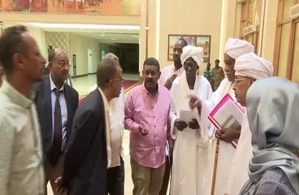 المجلس السيادي السوداني .. أولى الخطوات