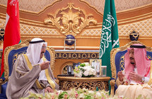بعد الكشف عن حالته الصحية... الملك سلمان يجري اتصالا هاتفيا بأمير الكويت