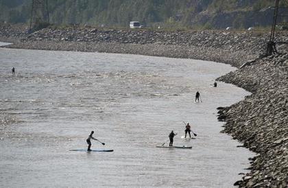 أعلى درجة حرارة في تاريخ ألاسكا