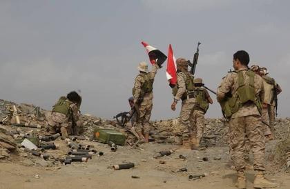 القوات السعودية والجيش اليمني يحرران جبلَي طيبان وأم نعيرة بمران في صعدة باليمن