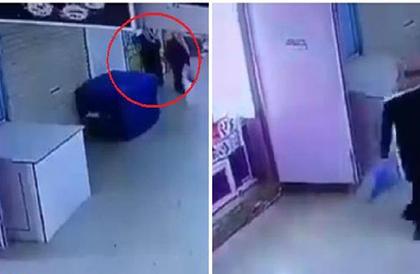 القبض على المتحرش بالمرأة داخل سوق الخماسين بوادي الدواسر