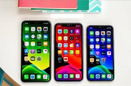 آبل ستقدم أربع هواتف في 2020 بشاشات OLED ودعم 5G