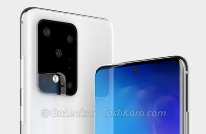 فيديو 360 درجة يكشف عن تصميم هاتف Galaxy S11+ وقدومه بخمس كاميرات في الخلف
