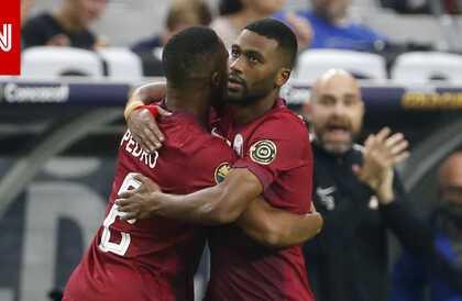 قطر تحقق إنجازا تاريخيا وتبلغ نصف نهائي الكأس الذهبية.. فمن ستواجه؟