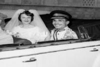 غير اسمها إلى منى الحسين ودام زواجهما 10 سنوات تقريبًا