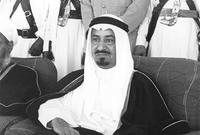 فرد الملك فيصل برسالة أبلغه فيها موافقته على ترشيحه لولاية العهد