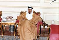 واهتم الملك خالد في عهده بمتابعة إتمام ما تبقى من عمارة المسجد الحرام، وقام بافتتاح مصنع كسوة الكعبة بعد تجديده، كما جرى توسعة المسجد النبوي