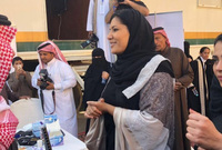 عملت كوكيل للهيئة العامة للرياضة السعودية كما شغلت منصب رئيس اتحاد الرياضة المجتمعية