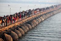 مهرجان كومبه ميلا هو أكبر تجمع ديني في العالم