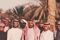 الابن الثالث من أبناء الشيخ زايد بن سلطان آل نهيان مؤسس دولة الإمارات ووالدته هي الشيخة فاطمة بنت مبارك الكتبي