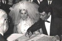 صورة من زفافاها