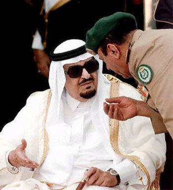 نشأ في كنف والده الملك عبد العزيز والتحق بمدرسة الأمراء بمدينة الرياض