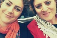 والدتها هي الشاعرة الفلسطينية زهيرة الصباغ