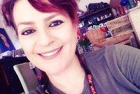 """كتبت ريم على صفحتها قبل وفاتها بثلاثة أسابيع: """"بالأمس .. كنت أحاول تخفيف وطأة هذه المعاناة القاسية على أولادي ..فكان علي أن أخترع سيناريو"""""""