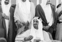 حينما قرر قطع النفطع عن أمريكا والغرب خلال حرب أكتوبر 1973