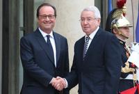 في عام 1993 تم اختياره ليكون المتحدث الرسمي لوزارة الخارجية الجزائرية