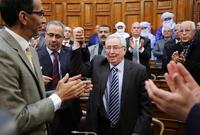 أصبح رئيس مجلة الأمة الجزائري منذ عام 2002 ولا زال يشغله حتى اليوم