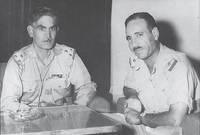 شارك عارف مع عبد الكريم قاسم في ثورة 14 يوليو 1958