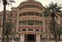 يطلق عليه «قصر الملك سعود» بناه الملك عبد العزيز بن عبد الرحمن آل سعود لابنه وولي عهده الملك سعود بن عبد العزيز بعد احتراق مقر سكنه الأول