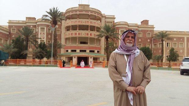 القصر الأحمر، هو أحد المباني التاريخية في العاصمة السعودية الرياض