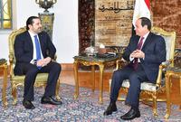 ذكرت صحيفة الأخبار اللبنانية أنها علمت من مصادر دبلوماسية أن فرنسا تسعى مع مصر لوساطة مع السعودية للإبقاء سعد الحريري في منصبه كرئيس للحكومة اللبنانية