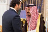في نوفمبر 2017 توجه سعد الحريري للسعودية في زيارة مفاجئة وأعلن في اليوم التالي استقالته في كلمة مسجلة بثتها قناة العربية